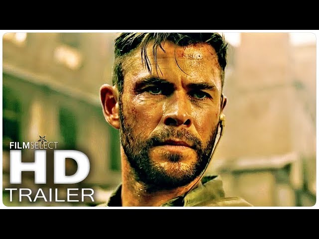 Watch The Trailer For Chris Hemsworth S Explosive New Netflix Film Extraction Man Of Many