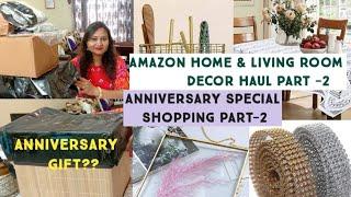 Amazon Home Decor shopping Haul,Home Decor items haul Part 2#anveshascreativity