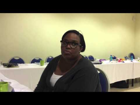 Lizzette Archangel, HR Consultant bij Deloitte Dutch Caribbean Curaçao
