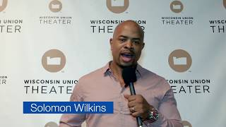 Solomon Wilkins - Wisconsin 4H Youth Conference Keynote