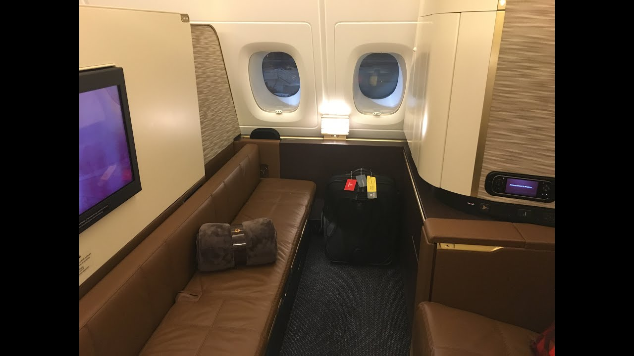Pic etihad airways a380 first class apartment 4k may 2015 - Etihad First Class Apartment Etihad First Class Review Abu Dhabi To New York Etihad A380 Youtube
