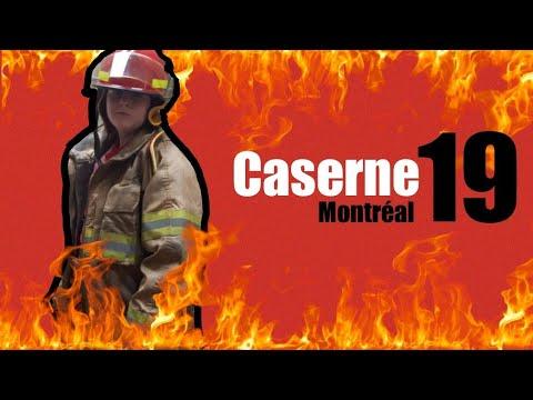 CASERNE 19 DE MONTRÉAL *2 | Rapportage avec Louis