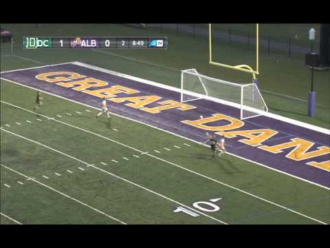 UAlbany Women's Soccer Falls to Dartmouth, 2-0 - YouTube