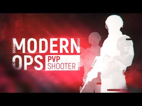 Modern Ops — Стрелялки и Шутер Онлайн