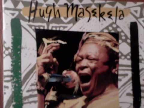 Hugh Masekela and Fela Anikulapo Kuti