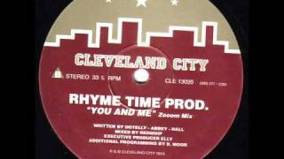 Rhyme Time Productions - You And Me (Hard Mix)
