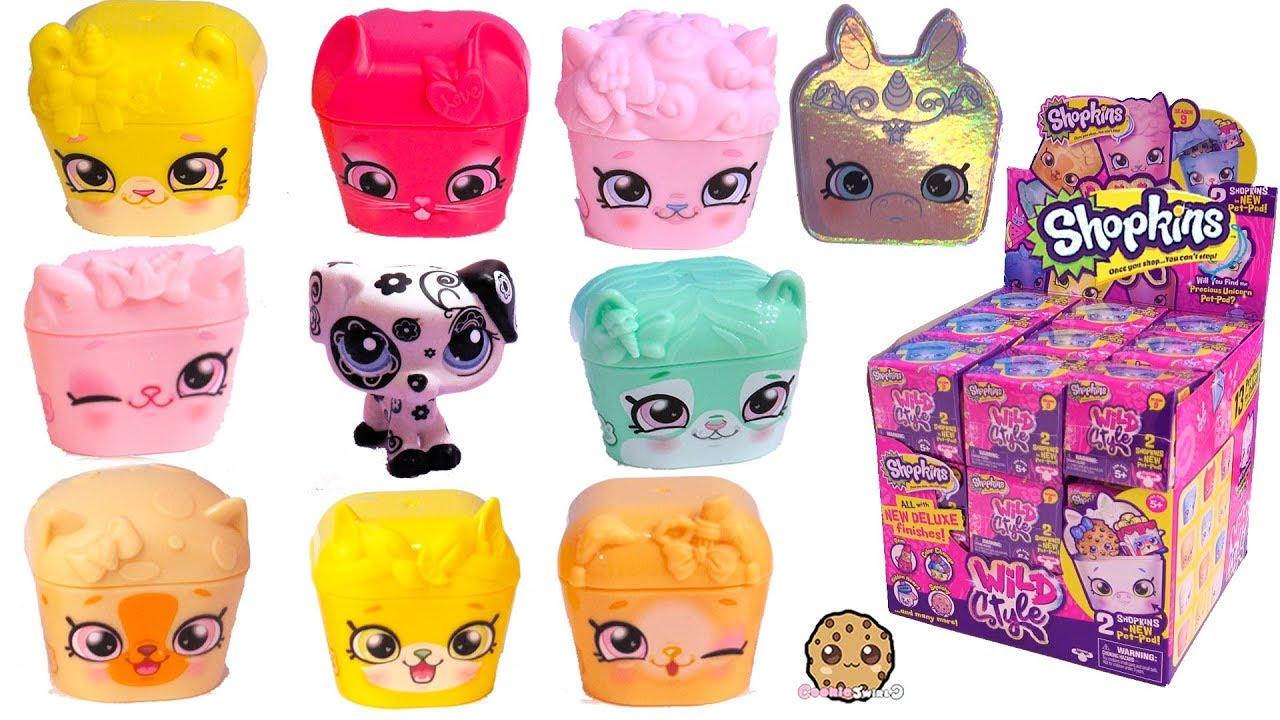 Pet Pods Limited Edition Unicorn Surprise Blind Bag