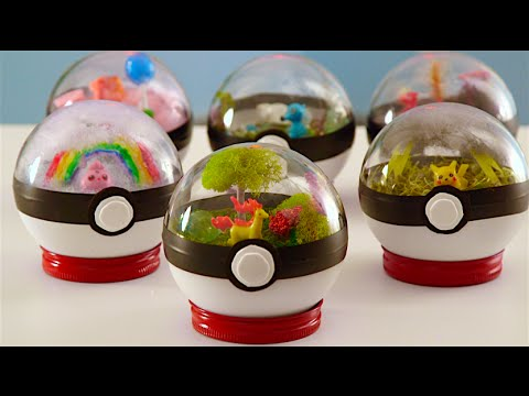 How To Make Pokemon Paradise Balls With Working With