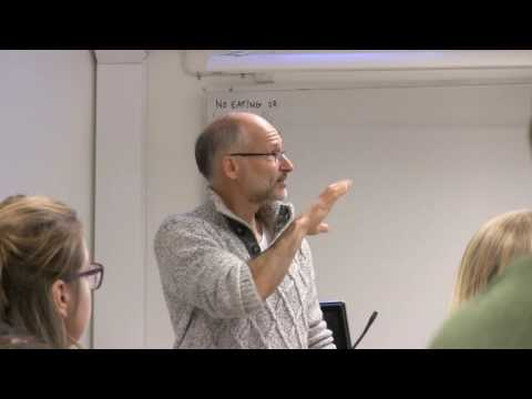 Seminar on Eco ethnicity in National Parks in Megacities - Frédéric Landy