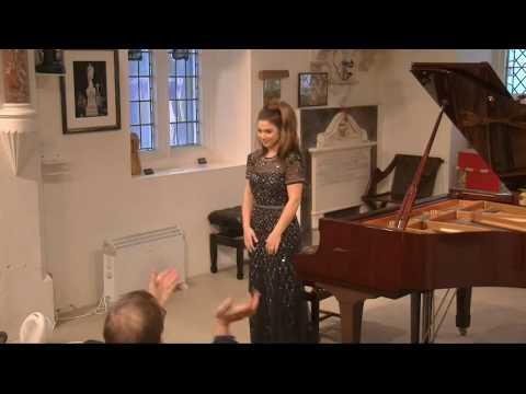 St Mary's Concerts: Lara Melda (piano)