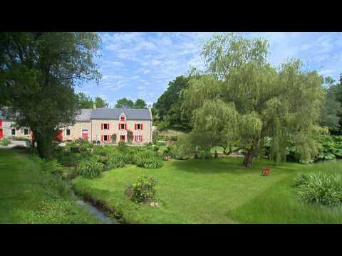 Jardins de Bretagne : les jardins de Caradec