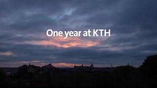 One year at KTH thumbnail