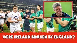 Ronan O'Gara outlines how Ireland can rebuild themselves for the World Cup