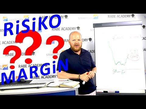 Margin vs. Risiko einer Option
