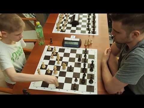 2018-05-19 FM Murzin - GM Matlakov by Sergey Sorokhtin Nesis Cup Blitz