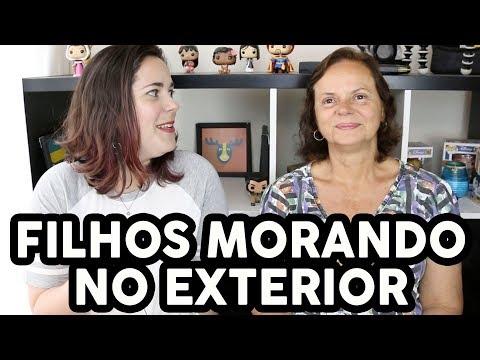 COMO É TER FILHOS MORANDO NO EXTERIOR - ABANDONO, VANTAGENS, DESVANTAGENS, SAUDADE