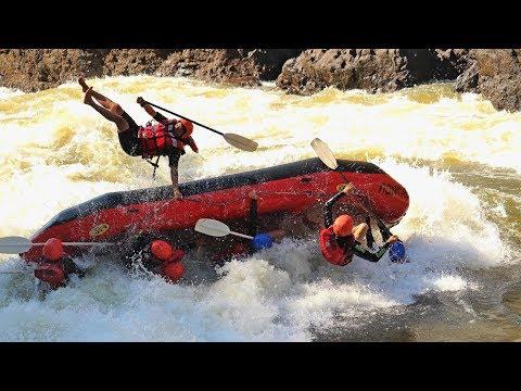White Water Rafting The Zambezi River With Bundu (What A Week!) - August 12 19, 2017