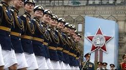 Tag des Sieges: Russland feiert mit Militärparade