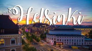 HELSINKI in un GIORNO (D'ESTATE) / Guida alla capitale della Finlandia