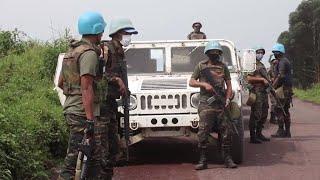 Italian ambassador, driver and bodyguard killed in DRC ambush