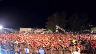 "THE TREK 2014 - PHYNO PERFROMS ""ALOBAM"" #LAGOSROCKS"