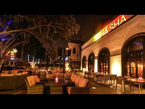 Tamasha Cafe Connaught place, full 360 view New Delhi 2016