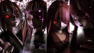 【MMD Cup15】Parasite -Band Edition- 【Utsu-P】【Las 4 Hermanas Tsujigiri】| Sub español/Romaji+MP3