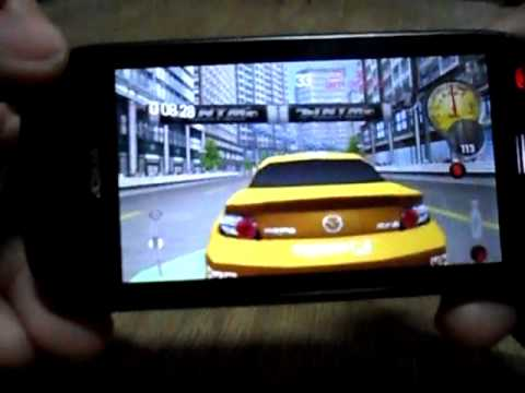 Nokia Asha Need For Speed Shift And NFS: The Run Demo | How To Save