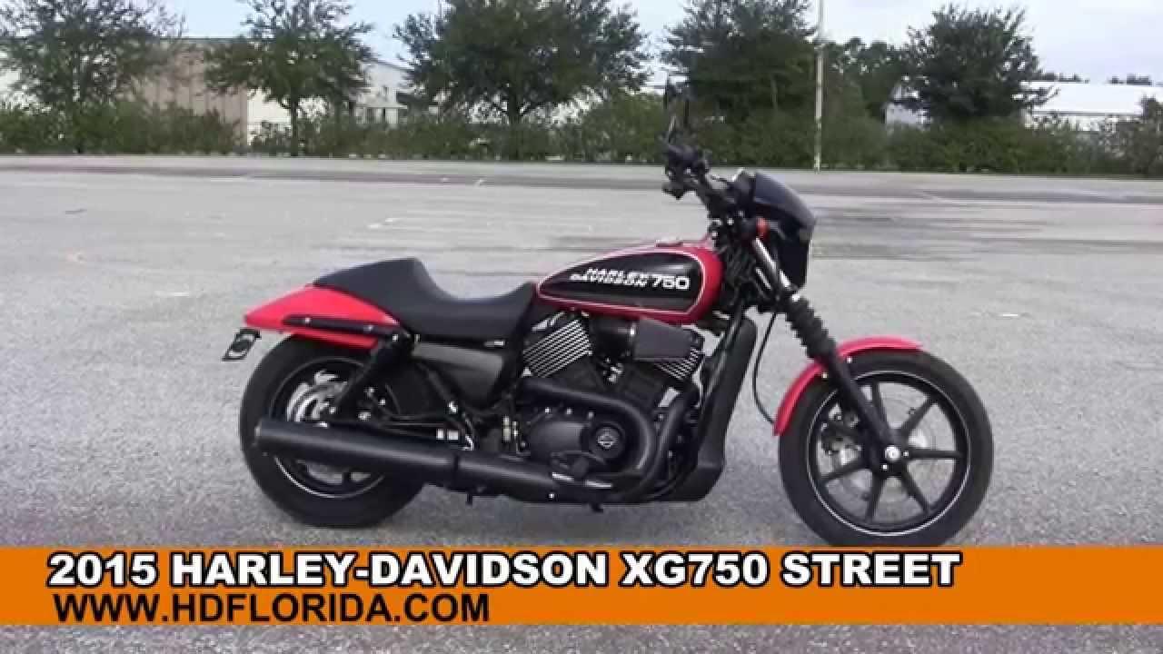 Harley Davidson Xg750 >> New 2015 Harley Davidson XG750 Street Motorcycles for sale - YouTube