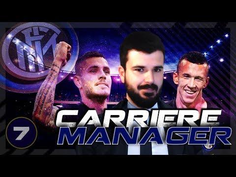 FIFA 17 - CM - INTER MILAN #7 - DE BELLES RECRUES !!