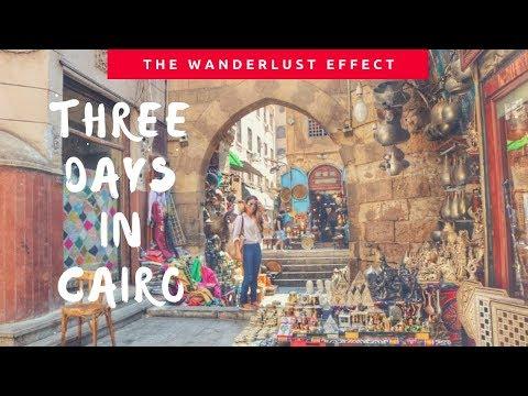 Cairo, Egypt: Three Days In Egypt's Capital