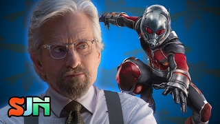 Ant-Man and the Wasp Brings Hank Pym Back! Production Begins In...