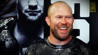 UFC 205: Tim Boetsch Talks Brutal KO Win Over Rafael Natal