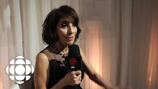 2015 Canadian Screen Awards - Andrea Martin Gives Us a Recap | CBC Connects