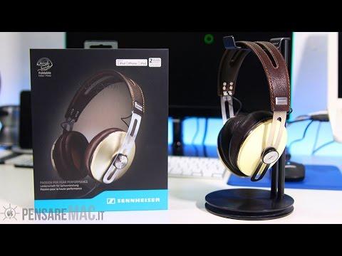 Recensione Sennheiser Momentum 2 - Cuffie Over Ear - YouTube 24640503882c