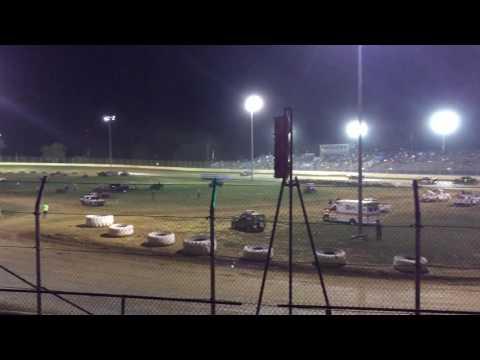 Florence Speedway Heat1 10-8-16