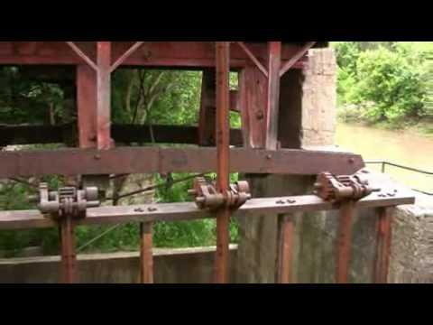 Old Mill, McPherson County - Kansas Tour
