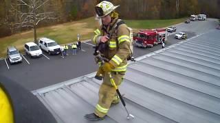 Structure Fire Helmet Cam