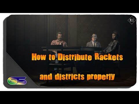 Mafia 3 How to Distribute Rackets and Districts Properly