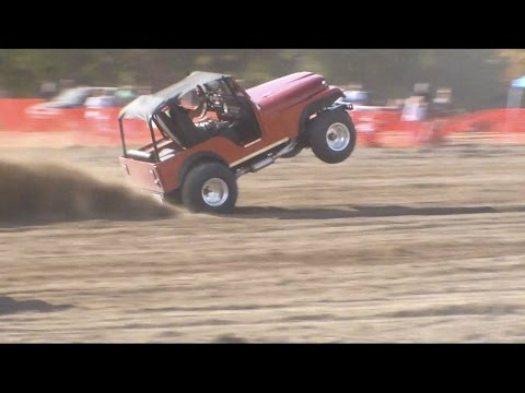 A Very Fast Jeep @ Kleinschmidt Nationals - YouTube