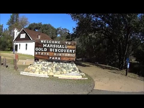 Marshall Gold Discovery State Hysterical Park