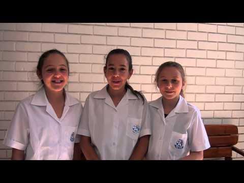This is Hannah, Hannah and Sharoni