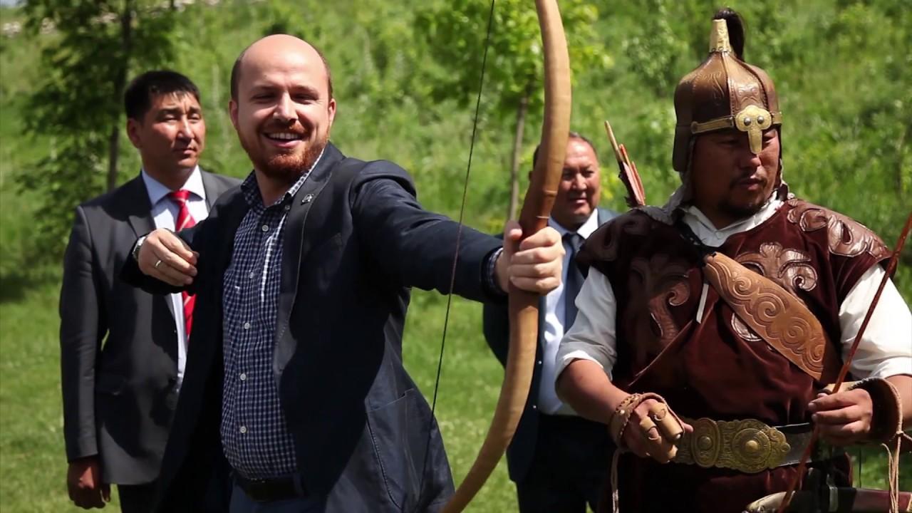 Билал Эрдоган в Кыргызстане (Эксклюзивное видео)