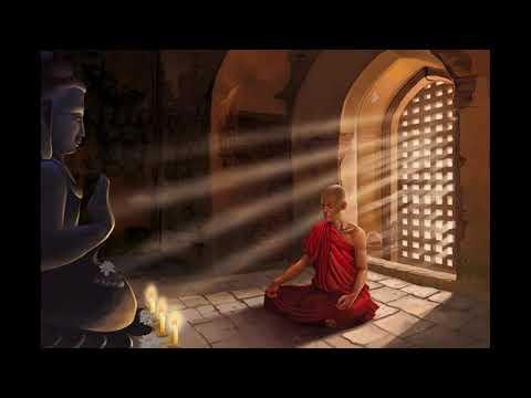 Buddha  佛  Think  聲頻療法