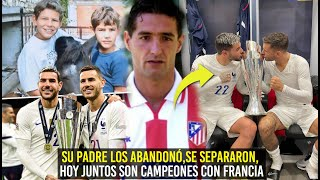 Los Hermanos Que Fueron  ABANDONADOS Y Ahora Son  CAMPEONES CON FRANCIA,Theo y Lucas Hernandez