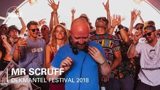Mr Scruff | Boiler Room x Dekmantel Festival 2018