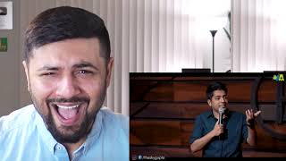 Pakistani Reacts to Dogs Stand Up Comedy by Aakash Gupta