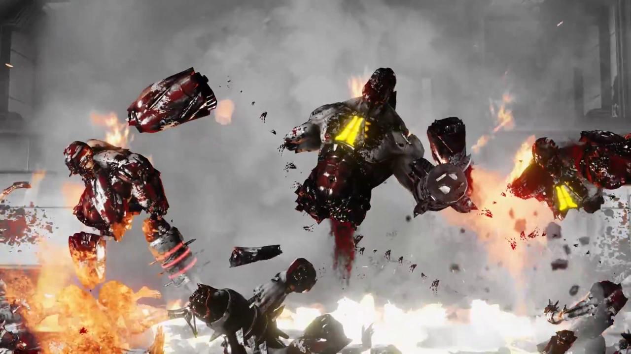 Killing Floor 2 Infinite Onslaught Update Trailer Youtube