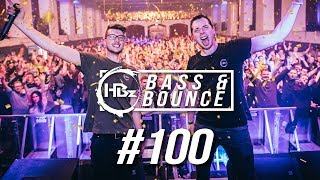 HBz - Bass & Bounce Mix #100 | Best of Bounce, EDM, Goa, Hardstyle (100 Songs Mixed)