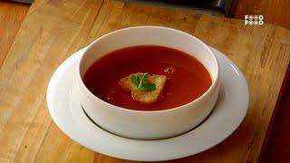 Tomato Soup With A Twist - Mummy Ka Magic